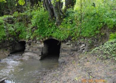 Afon Morgennau Easement